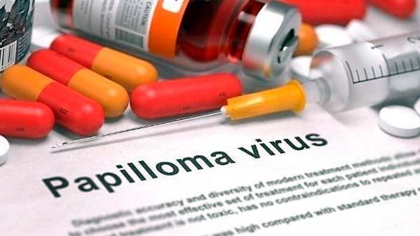 papilloma virus sui maschi)