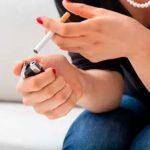 correlazioni tra mal di schiena e fumo