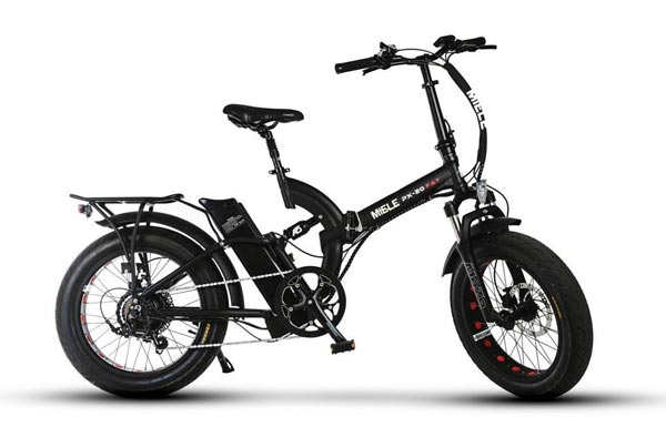 ¿Cómo son las bicicletas eléctricas plegables?